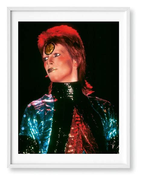 mick rock the rise 3836560941 mick rock the rise of david bowie 1972 1973 art edition a photograph at 1stdibs