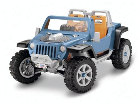 Fisher Price Jeep Fisher Price Power Wheels Ultimate Terrain Traction Jeep
