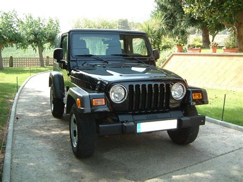 2005 Jeep Wrangler Specs 2005 Jeep Wrangler Ii Tj Pictures Information And