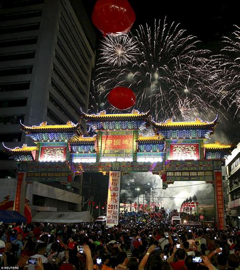new year monkey display beijing welcomes new year the year of the monkey