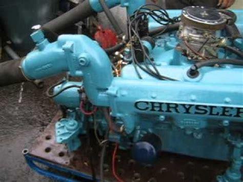 318 chrysler marine engine chrysler 318 rotation