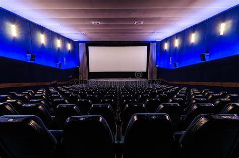 cinema theater stock photo image  projector curtain