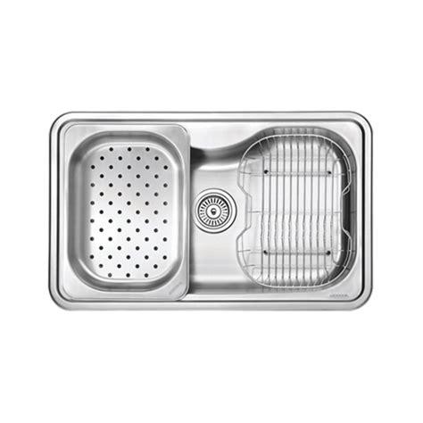 Rak Wastafel Cuci Piring jual bak cuci piring modena ks 5100 murah harga spesifikasi