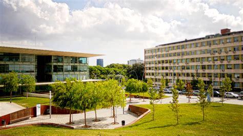 Landscape Architecture Barcelona Urbanization Of The Cus Of Polytechnic