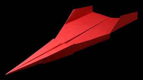 The Paper Airplane - how to make a paper airplane best paper planes in the