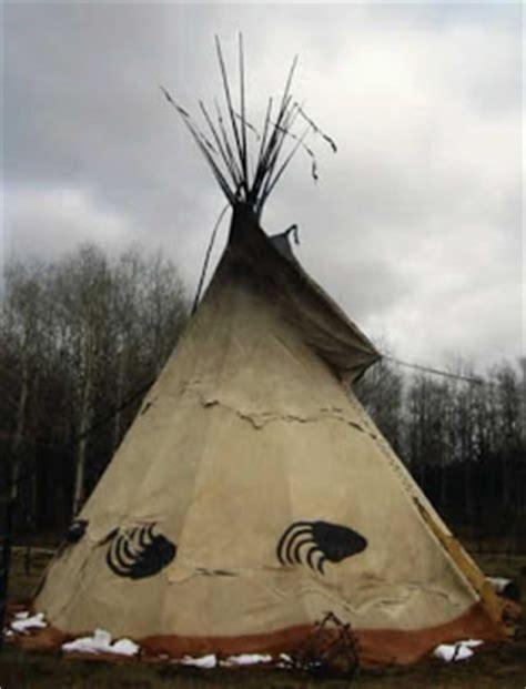 tenda pellerossa indiani d america i veri americani tepee