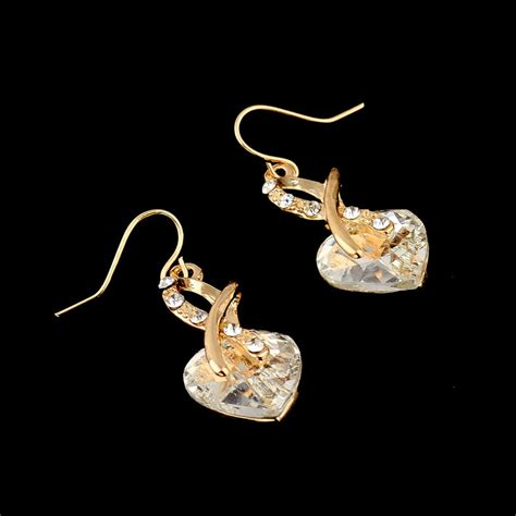 Anting Fashion Jewelery gift gold plated jewelry sets for necklace earrings jewellery set bridal