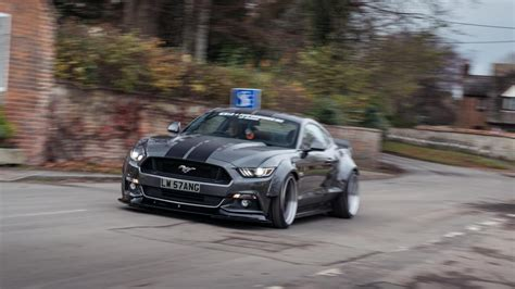 Liberty Walk Ford Mustang by Liberty Walk Ford Mustang 2018 Test En Specificaties