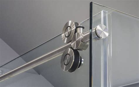 Kinetic Shower Door Kinetik Rollers Web Schicker Luxury Shower Doors Inc