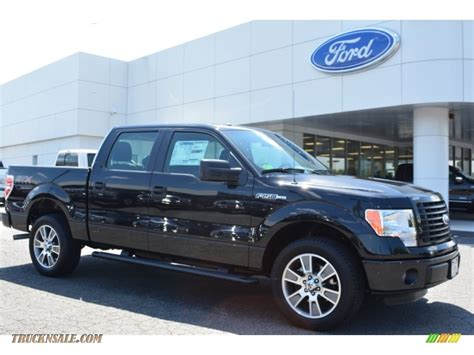 2014 Ford F150 Stx by 2014 Ford F150 Stx Supercrew In Tuxedo Black B14266