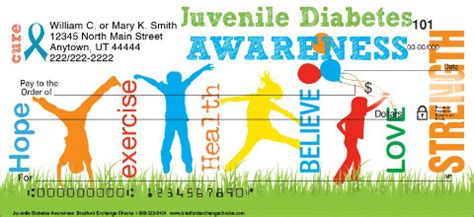 Juvenile Background Check Juvenile Diabetes Awareness Personal Checks