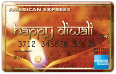 american express launches pre paid gift card in india - American Express Prepaid Gift Card India