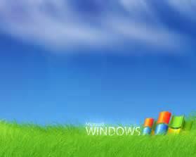 1280x1024 Windows 7 grass desktop PC and Mac wallpaper