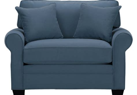 home bellingham indigo sleeper chair