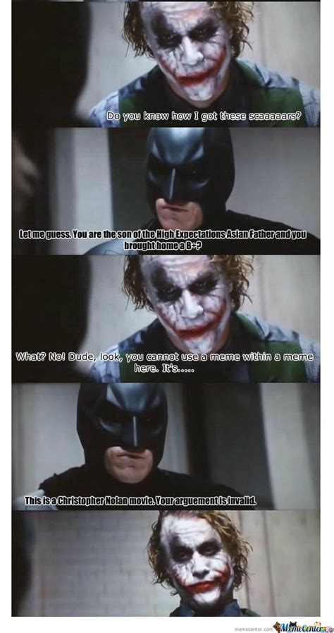 Batman Joker Meme - the gallery for gt batman joker meme template