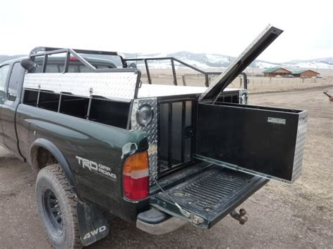 dog hunting truck 13 best dog boxes images on pinterest hunting dogs the