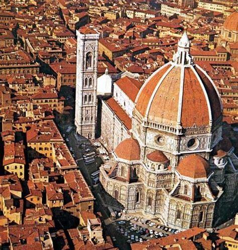 cupola santa fiore brunelleschi duomo santa fiore interrail
