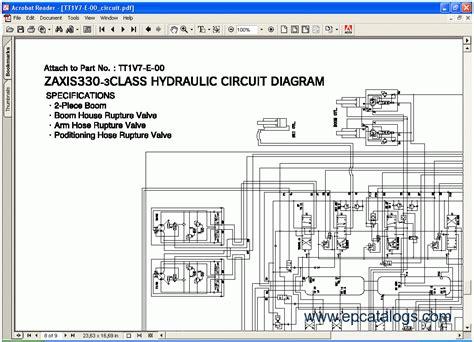 hitachi crj wiring diagram