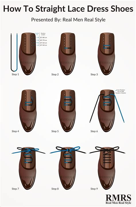 how to lace your dress shoes lacing system