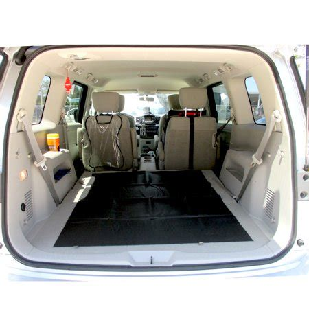 1 Truck Floor Mat - 1 vehicle cargo floor mat trunk liner car cover truck