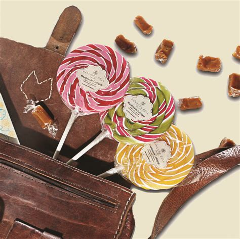 Handmade Lollipops - handmade lollipops pack of four by pandora bell