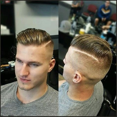 mens hard part hairstyle pin by oleg galazhu on hairstyle pinterest hard part
