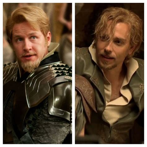 thor movie josh dallas share ak chuck with blond hair i love it he so doesn t