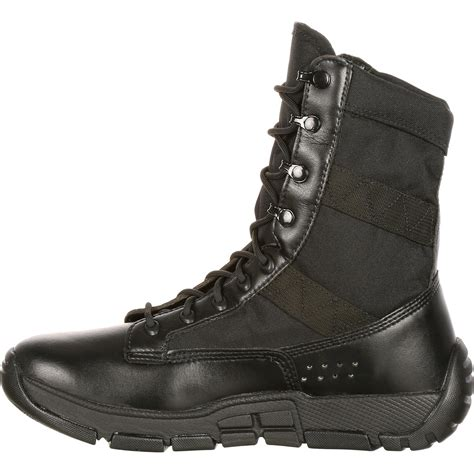 rockies boots for rocky c4t s inspired black duty boots ry008