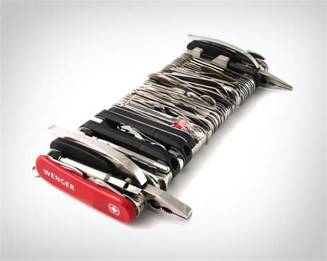 big swiss army knife swiss army knife has 141 different functions