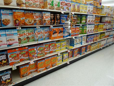 Supermarket Box option supermarket shoppers overwhelmed with choices coupons in the news