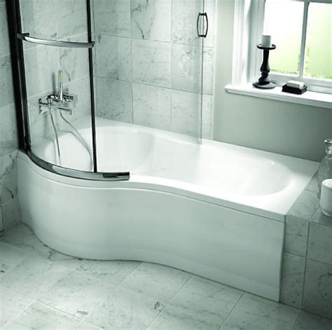 bathtubs with showers shower baths 10 brilliant buys ideal home