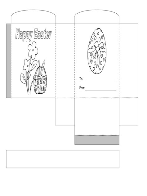 easter bunny basket template easter basket template 9 free templates in pdf word