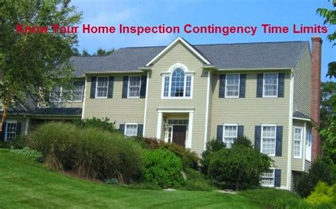 home inspections with a time limit heed with speed