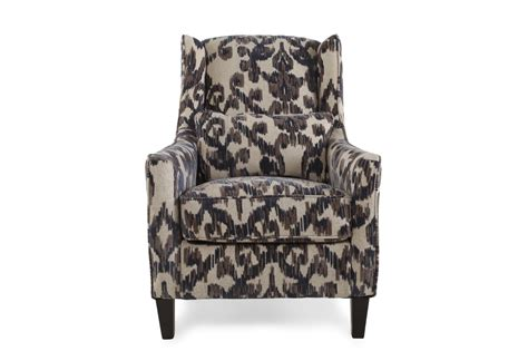 ashley furniture armchair textured accent chair in cream mathis brothers furniture