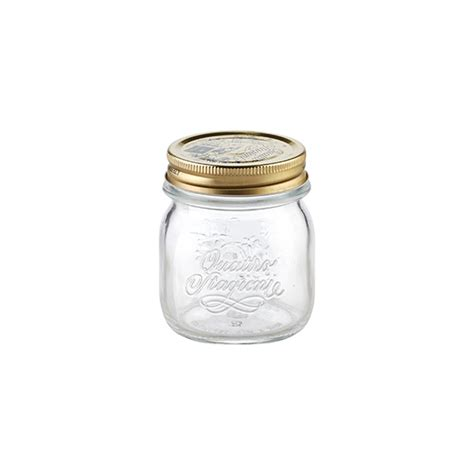 Jar Motif Kotak 250ml canning jars quattro stagioni glass canning jars the container store