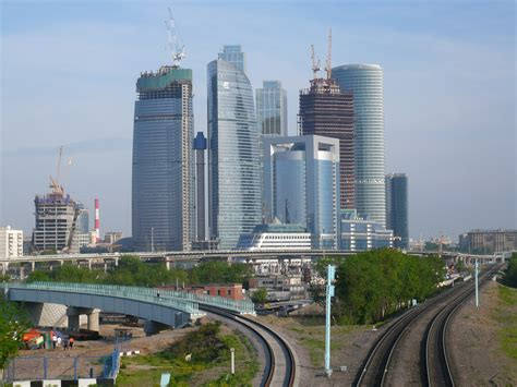 Can You Search By City Another Moscow Site Moscow International Business Centre