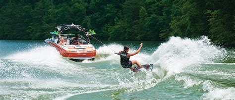 wakeboard boat buying guide ski wake surf boats buyers guide discover boating