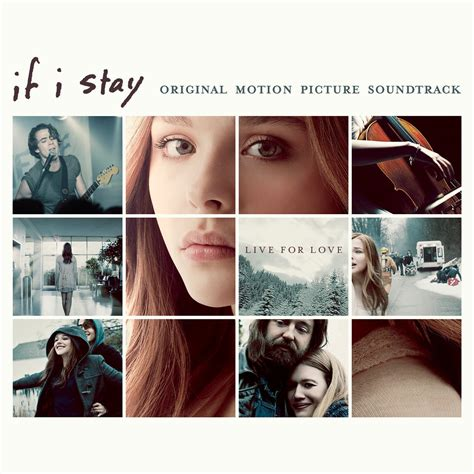 if i stay if i stay soundtrack details reporter