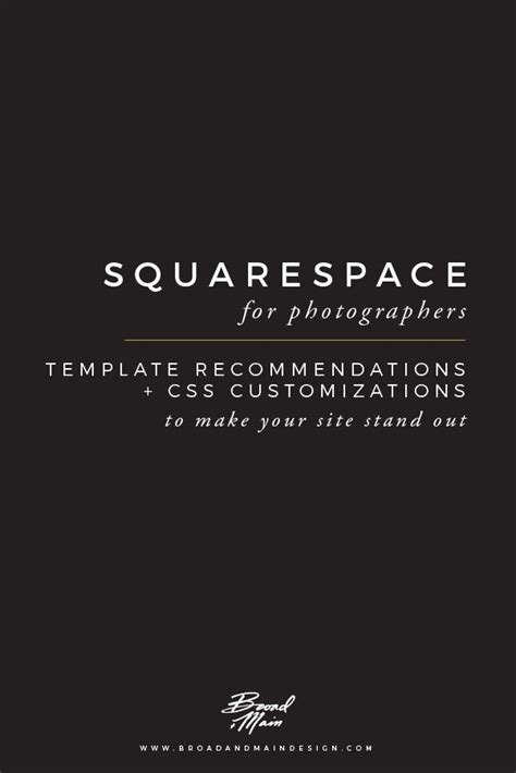 squarespace templates for photographers 17 best images about squarespace tips on my