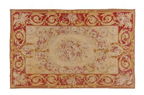 aubusson tappeti tappeto aubusson design floreale 180x120