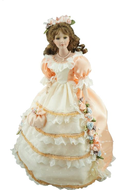 porcelain doll wedding dress popular porcelain dolls collection buy cheap porcelain