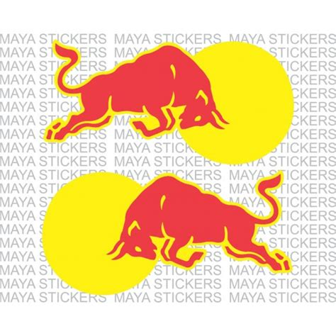 Auto Logo Roter Stier by Red Bull Logo Sticker Www Pixshark Images