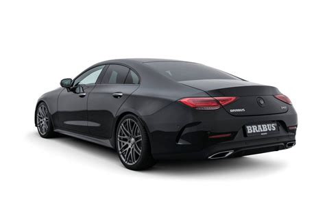 Mercedes Brabus 2019 by Brabus Offers Upgrades For New 2019 Mercedes Cls
