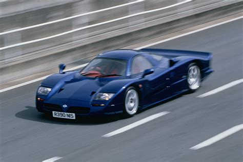 road car remarkable cars nissan r390 gt1 gtspirit