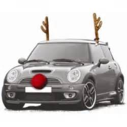 where to buy reindeer antlers and nose for car www