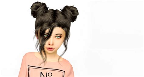 sims 4 kids hair cc sims 4 cc s the best leahlillith nevaeh kids version