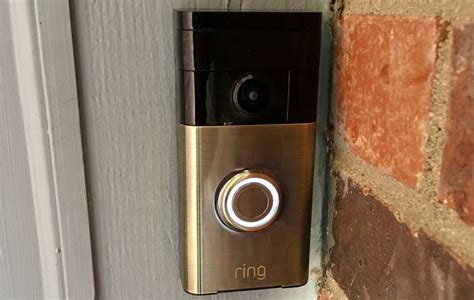 ring doorbell bringing home automation and security