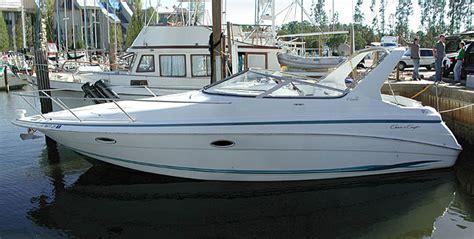 charter boat deliverance chris craft crowne 340