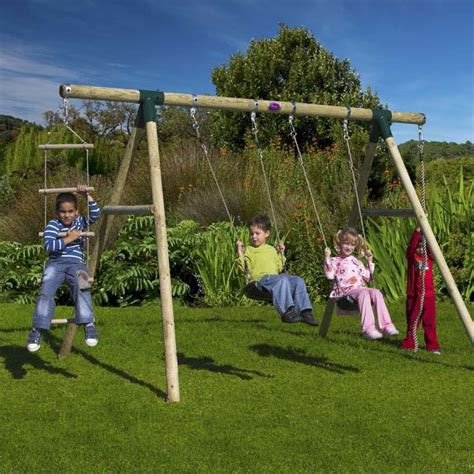 when can a baby use a swing plum gibbon wooden swing set free protektamats