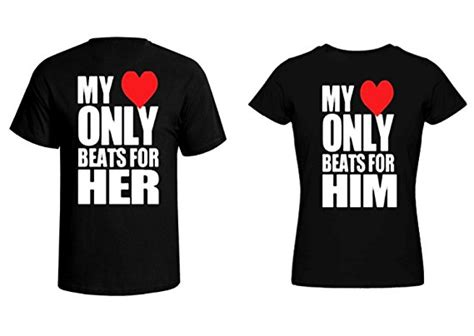 Customized Matching T Shirts For Couples Custom Shirts For Couples Best Shirt 2017